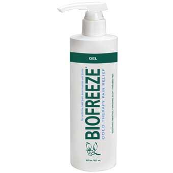 Biofreeze 16 Unzen Pump Gel ykX692P