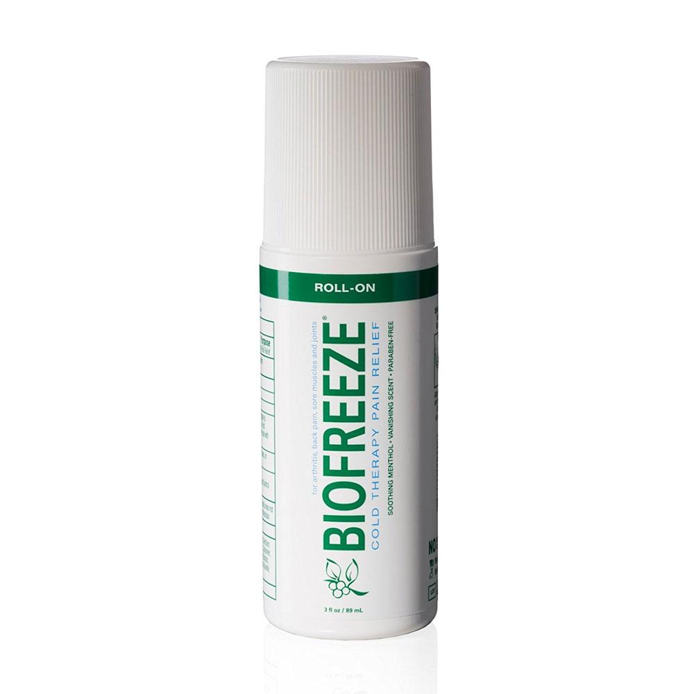 Biofreeze 3 Oz Roll Ons With Ilex
