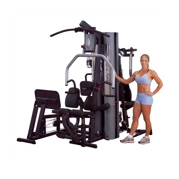 Body solid g s selectorized home gym