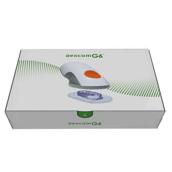 Dexcom G6 Sensor 3 Pack Manual Guide
