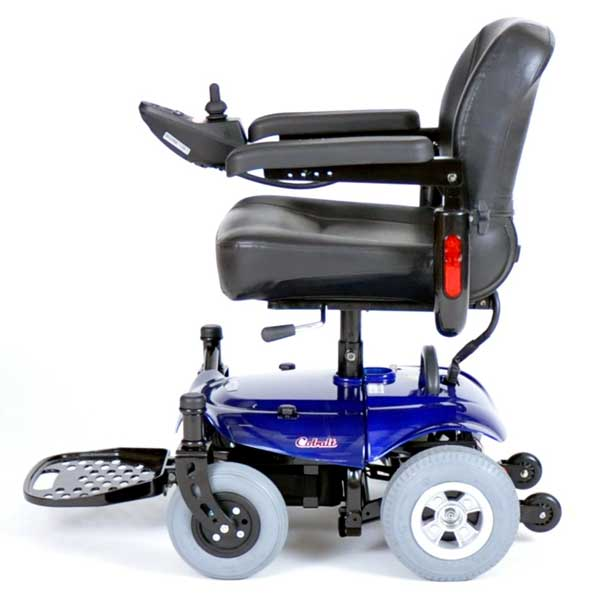Astounding Drive Medical Cobalt Travel Power Wheelchair Pabps2019 Chair Design Images Pabps2019Com