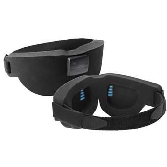 sound oasis glo to sleep deluxe sleep therapy mask. Black Bedroom Furniture Sets. Home Design Ideas