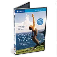 Gaiam Ashtanga Yoga Introductory Poses Dvd With Nicki Doan