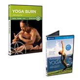 Yoga/Pilates DVD/Audio Book