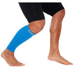 Zensah - Leg Sleeves Calf Guards (Singles) - Black - Med.jpg