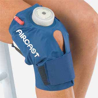 aircast knee cryo cuff instructions