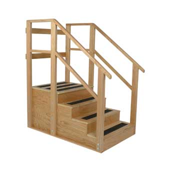 Armedica Parallel Bars/Stairs