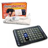 Sore Muscles need Theratherm & Therasage Heating Pads