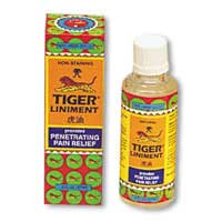 Tiger Balm Liniment 2 oz