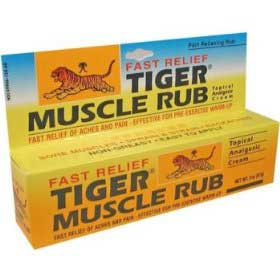 Tiger Balm Muscle Rub 2 oz