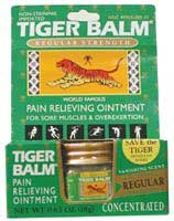 Tiger Balm Regular Strength .63 oz
