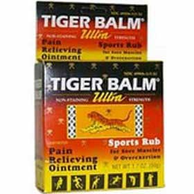 Tiger Balm Sport Rub Ultra Pain Relieving Ointment 1.7 oz
