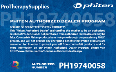 Phiten Authorized Dealer