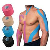 Get in the Game with Kinesio & SpiderTech Tapes
