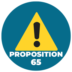 Proposition 65 Icon