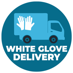 white-glove-delivery Icon