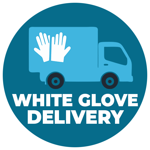 White Glove Delivery Icon